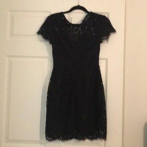 Banana Republic Dresses - Banana republic black lace dress